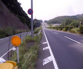 県道17号線2