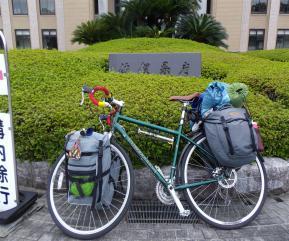 県庁自転車