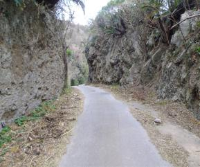 バンタへの道