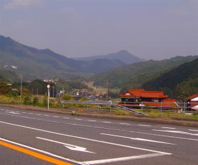 2号線からの景色2