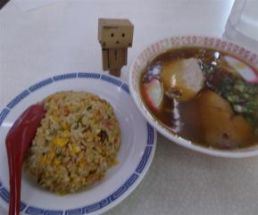 中華そばセット