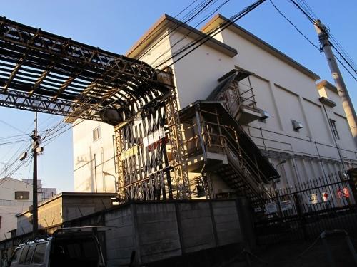 JRの電力供給施設