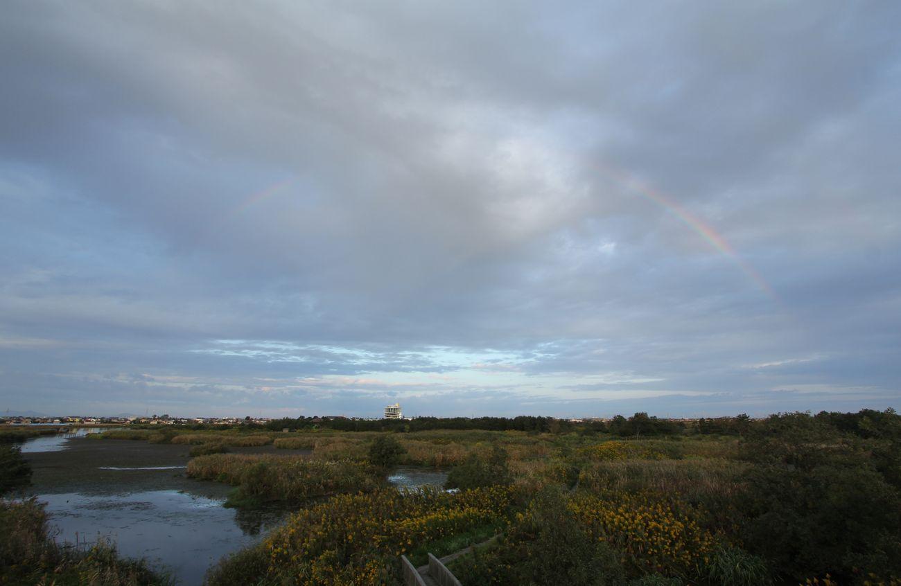 ●S2014・10・16福島潟の虹_46