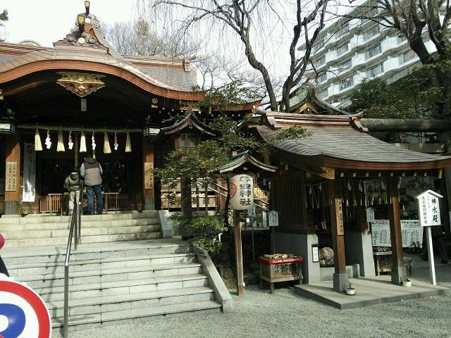 子安神社1