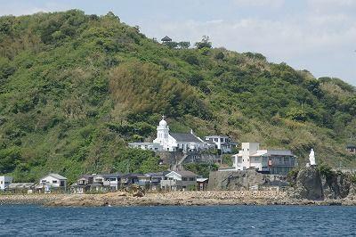 長崎教会2