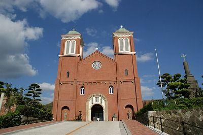 長崎教会3
