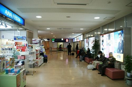 鳥取空港5