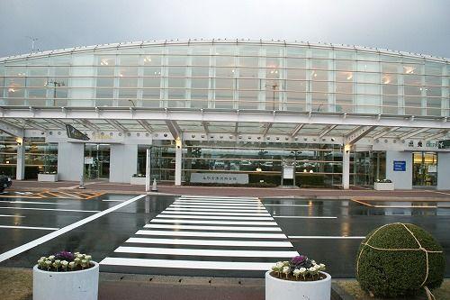 鳥取空港2