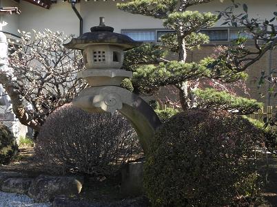 大榮寺灯篭