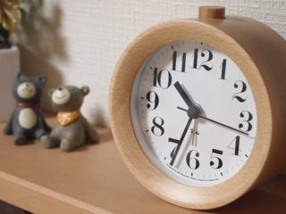 リキの置時計。。。