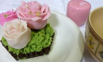 11和菓子のケーキ
