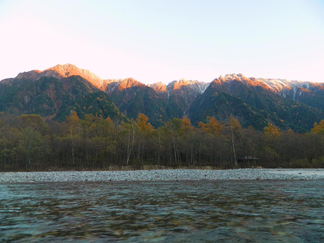 川から六百山