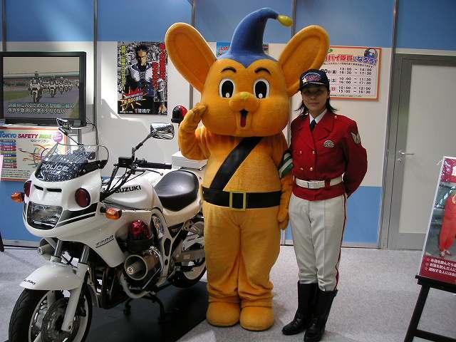モーターサイクルショー9
