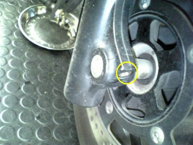 タイヤ交換F-2