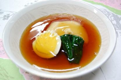 女将の胡麻豆腐