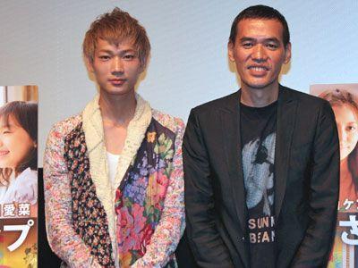 トークショー綾野剛とSABU監督
