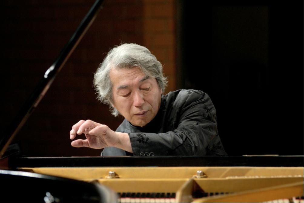 舘野泉さんピアノ