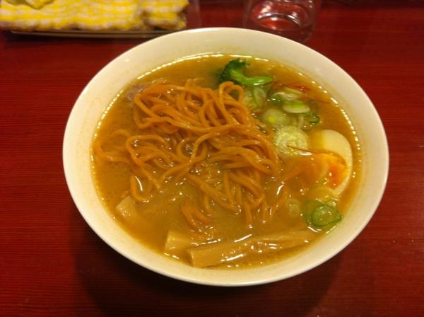 麺屋 十郎兵衛 ベジヌードル 麺