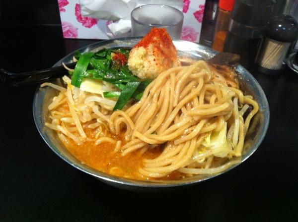 ヘルズキッチン PAGE郎 麺