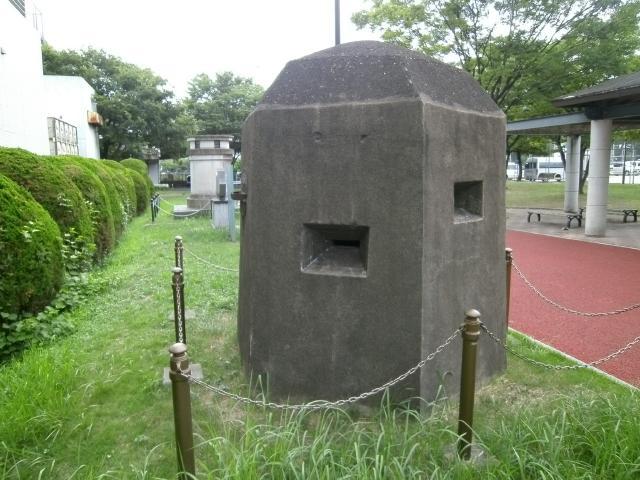 小倉陸軍造兵廠防空監視哨 (3)