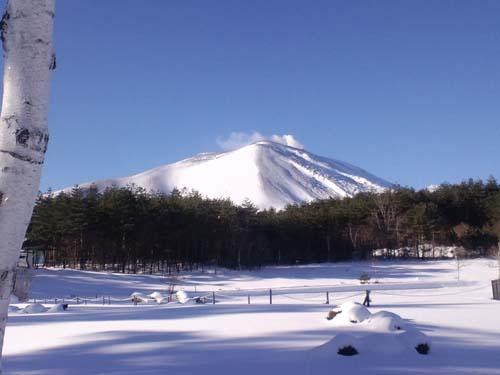 H25.12.30浅間山