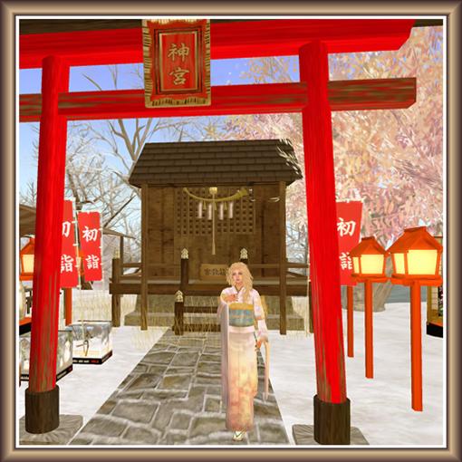 カエル神社-2