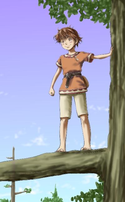 山賊の娘ローニャ7改