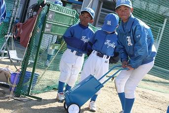 20131222 神楽野球部練習 (3)