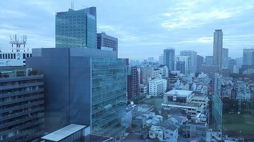 青山ホテルより