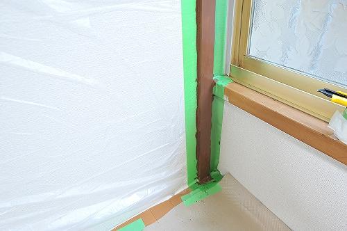 幅木塗装6