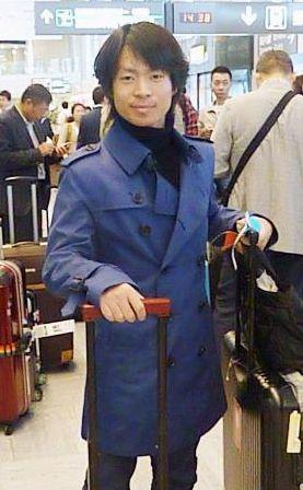 2014.10.28午後 成田空港に帰国