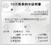2011安田記念