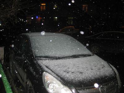 初積雪2013