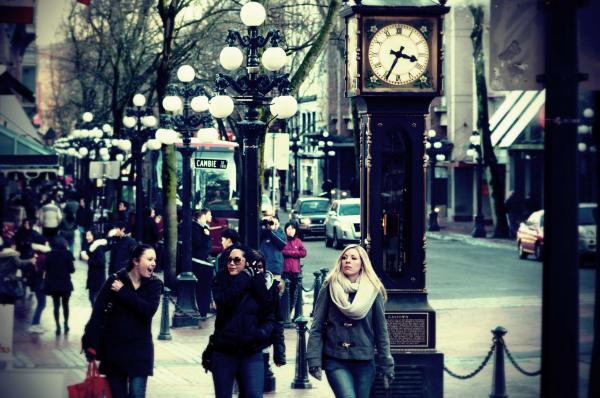 Vancouver, Canada 2012.