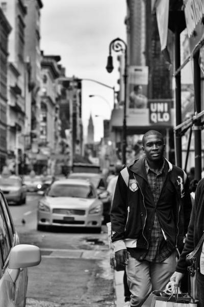New York, United States 2012.