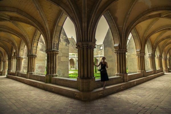 Abbaye de Royaumont, France 2012.