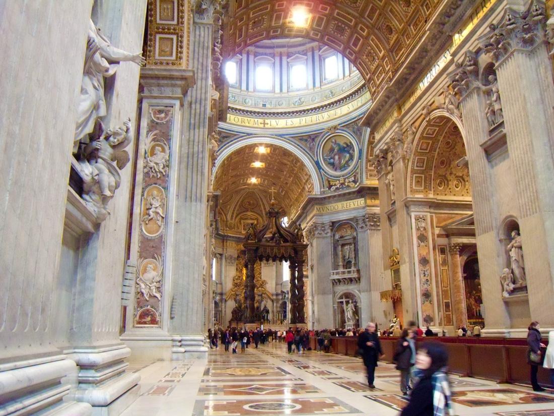 サン・ピエトロ大聖堂3