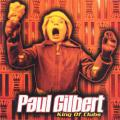 Paul Gilbert-King of clubs