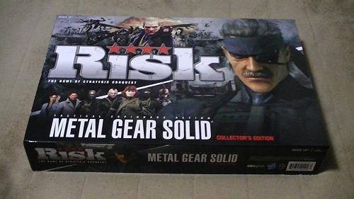 MetalgearRisk外箱