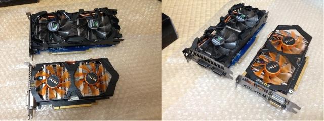 GTX760 比較