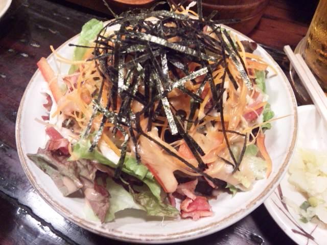 鳥平サラダ
