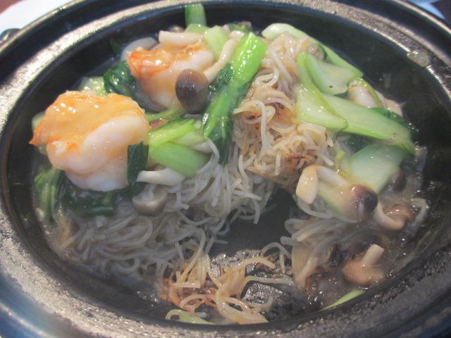 砂鍋焼米粉(特製土鍋焼ビーフン)2