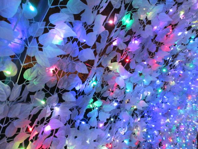 光のトンネル「宝石箱」3