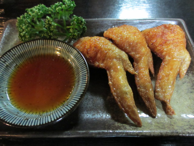 手羽ギョーザ(3個)×1