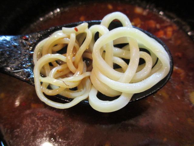 久保田 らーめんの麺とつけ麺の麺