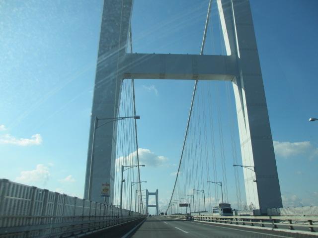 瀬戸大橋 行き