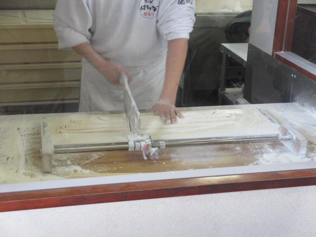 はゆか 製麺室2