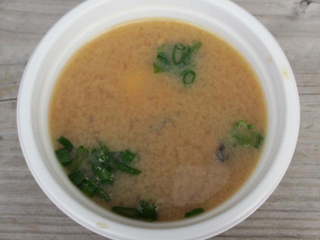 吉田水産 味噌汁