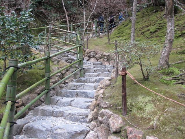 銀閣寺 山道2