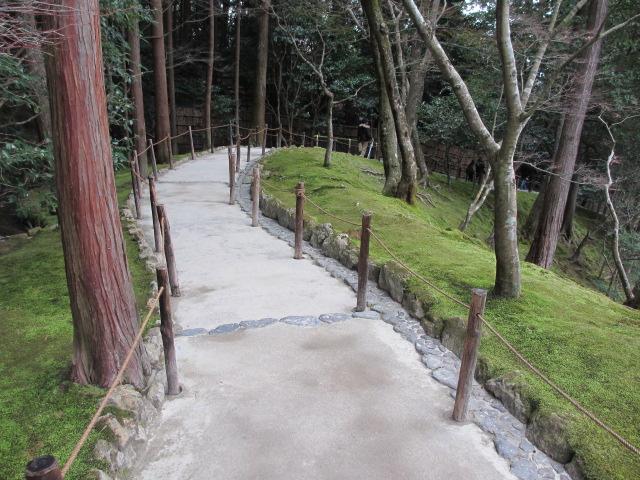 銀閣寺 山道3